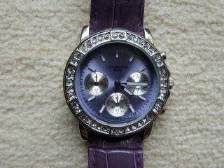 Damen - Armbanduhr Fabiani In Lila / Violett Bild