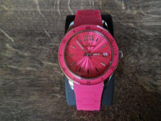 Jacques Lemans Damenuhr Rome Sports 1 - 1623i Pink, Bild