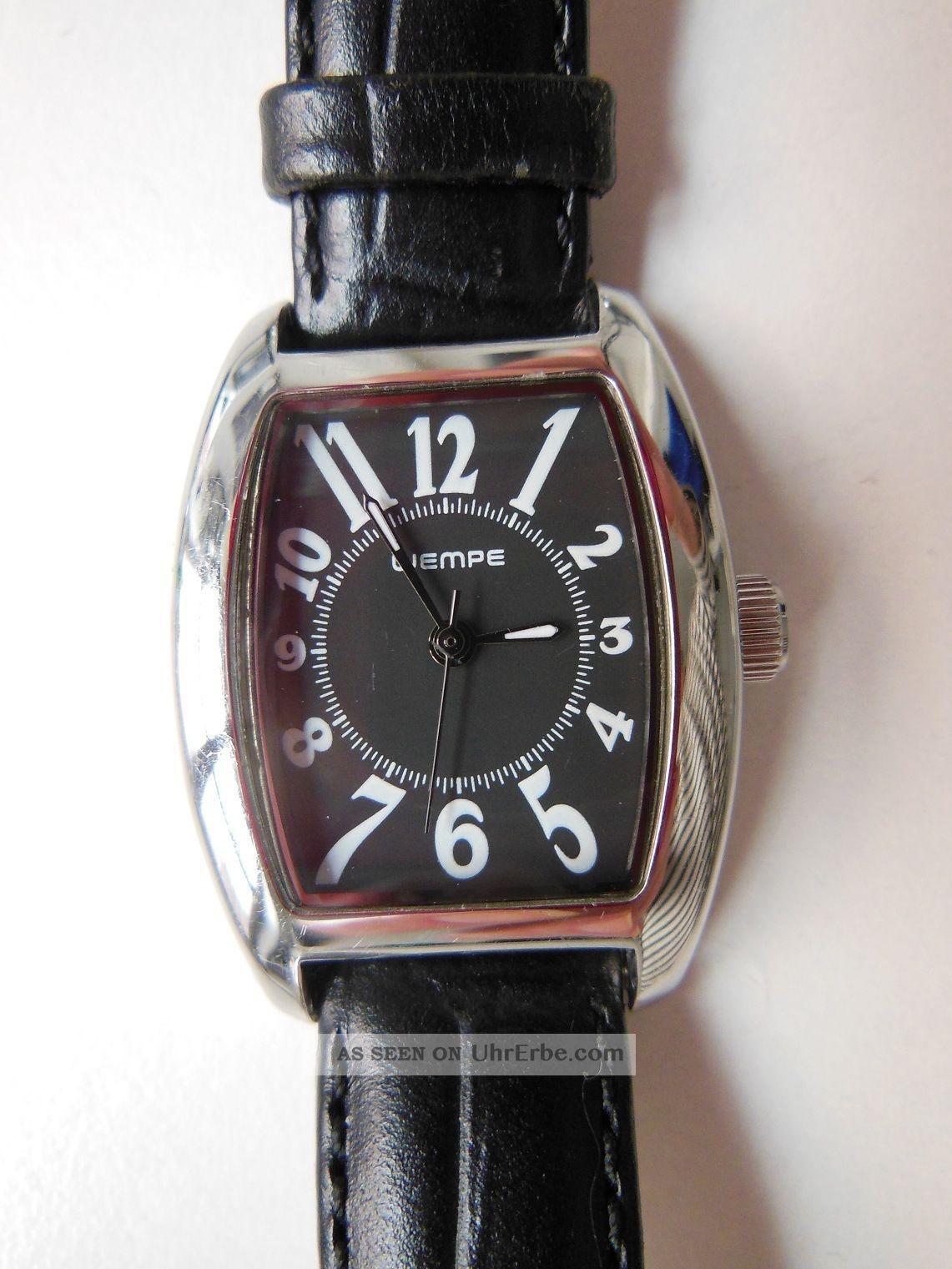 Uhren von wempe
