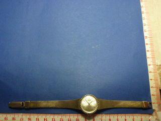Heika Uhr Massiv Silber Uhr Dau Hau Silberschmuck Antik Top Rarität Quarz Bild