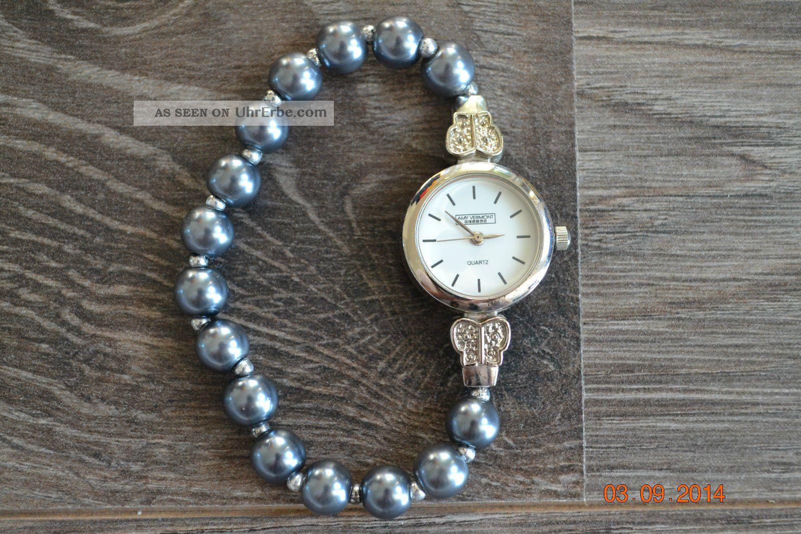 Amy Vermont Design Damen Uhr Wunderschön Schmuckstück 10b21de166