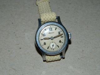 Alpina Damen Armbanduhr,  Vintage 60er Jahre, Bild