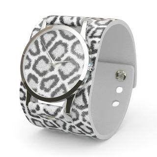 Uhr Armbanduhr Mädchenuhr Damenuhr Wickeluhr Designer Uhr Mit Printdesign Uhr Bild