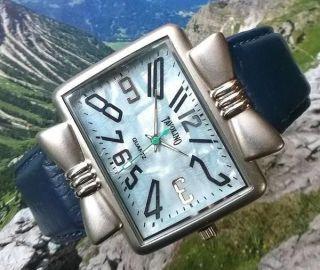Damen Uhr Mit Leder - Armband Tavolino Bild