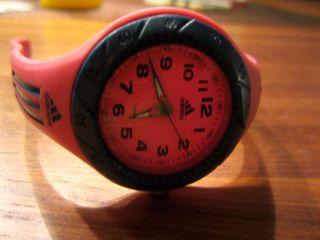 Tolle Adidas Kinderuhr - Ideal Zum Lernen Der Uhrzeit Bild