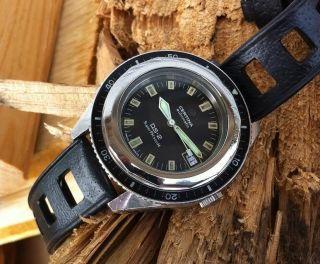 Certina Ds - 2 Ph 500m Rarität Vintage Diver Bild