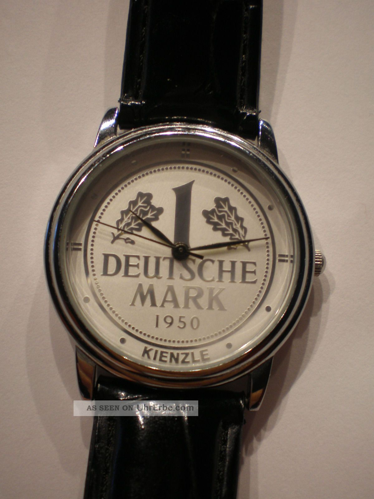 kienzle dm uhr 1 mark 1950 automatik. Black Bedroom Furniture Sets. Home Design Ideas