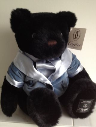 Orig Cartier Collector Bear 2000