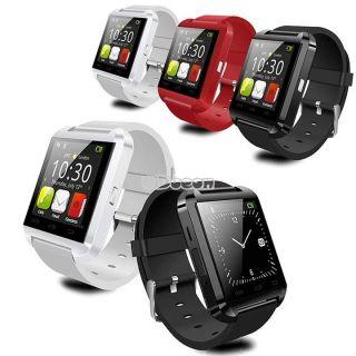 Chic Wrist Bluetooth Smart Watch Phone Kamerad Für Ios Android Iphone Samsung Bild