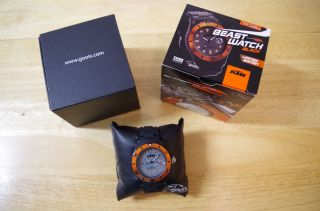 Ktm Beast Watch Black 1290 Superduke Bild
