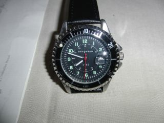Bergmann Armbanduhr 1980 - Bild