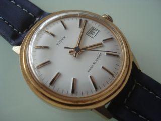 Timex Handaufzug Armbanduhr Bild