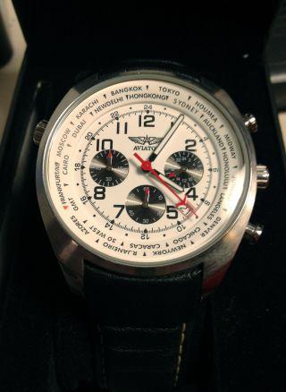Fliegeruhr - Aviator Chronograph Bild
