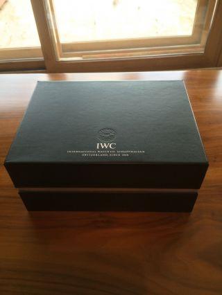Uhrenbox Iwc Gross - Bild