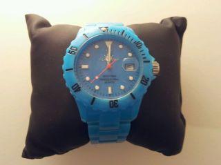 Toy Watch Armbanduhr Blau Unisex Neuwertig Bild