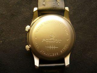 Poljot Armbanduhr Wecker Bild