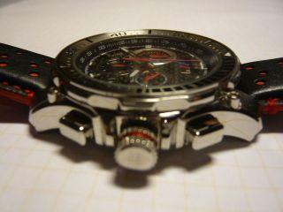 Bmw M Chrono Uhr Carbon Wie Mit Chronograph Uvp380€ Bild