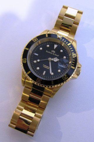 Roebelin & Graef Armbanduhr Bild