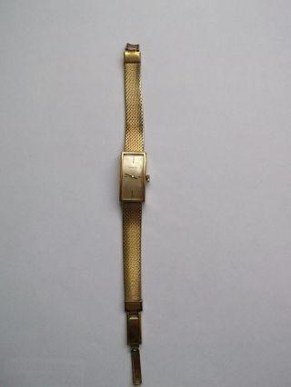 Dugena Damenarmbanduhr (alt) Bild