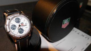 Tag Heuer Professional Chronograph Automatic - Mit Papieren & Rechnung Bild