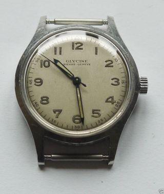 Glycine Armbanduhr (militäruhr ?) Bild