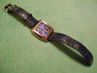 Oskar Emil,  Uhr Armbanduhr Bild