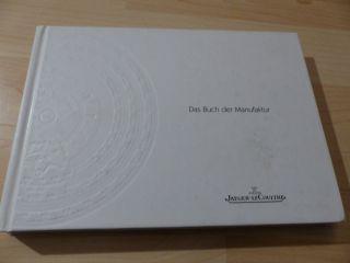 Jaeger - Le Coultre Das Buch Der Manufaktur 2000 Bild