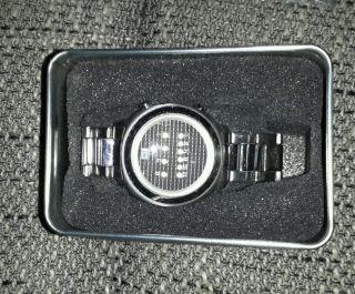 Binary Uhr The One Bild