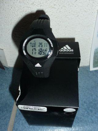 Uhr Adidas Digital Farbe: Schwarz Bild