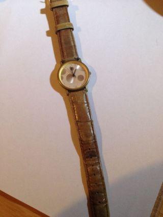 Mercedes Benz Armbanduhr Bild