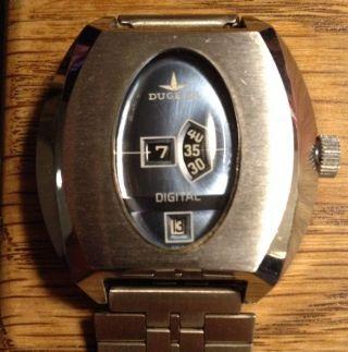 Dugena Digital Herrenarmbanduhr Bild