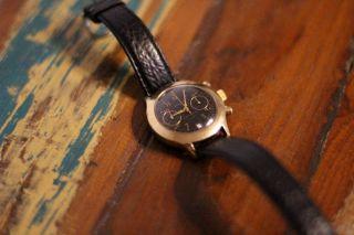 Uhr Armbanduhr Poljot Chronograph 212222 Bild