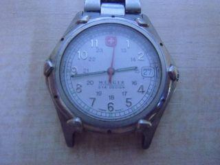 Armbanduhr _notverkauf - Wenger Bild