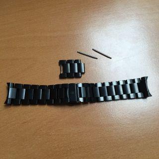 Victorinox Alpnach Stahlband Schwarz Bild