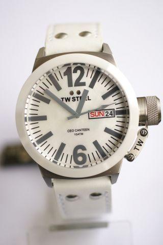 Tw - Steel Lady Weiss Twce1037 - 45 Mm Bild