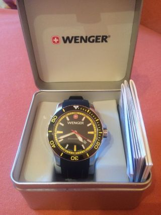 Wenger Seaforce Bild