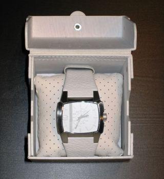 Diesel Armbanduhr Weiß Unisex Wie Bild