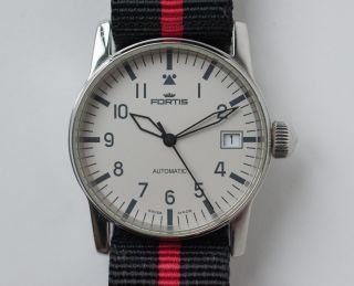 Armbanduhr Fortis,  Modell 620.  20.  46, Bild