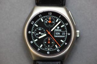 Tutima Military Chronograph Bund Bild