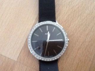 Uhr Alfex Lederband Bild