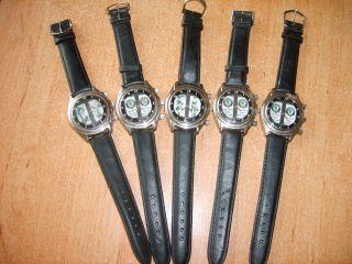 5 Armband - Uhren Mit Drehbaren Zifferblatt Bild