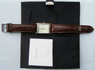 Armbanduhr Bergmann Aus Erbschaft Bild
