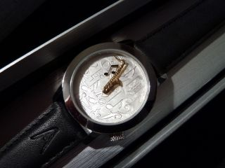 Akteo Armbanduhr Saxophon Ungetragen Bild