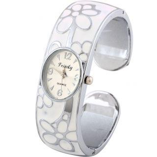 Ziffer Anzeigen Quarz - Edelstahl - Band Batterie Armband - Uhren Bild