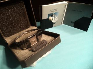 Rado Diastar High - Tech Ceramics Armbanduhr,  12.  5.  1996 Bild