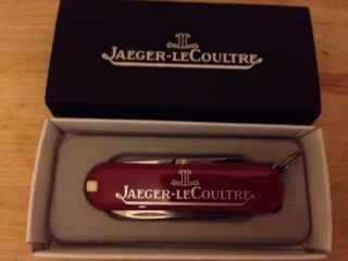 Jaeger Lecoultre Taschenmesser Bild