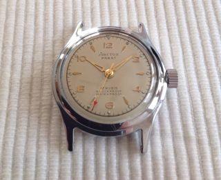 Armbanduhr - Handaufzug - 50er Bild