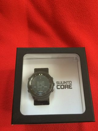 Suunto Core All Back Armbanduhr Höhenmesser Bild