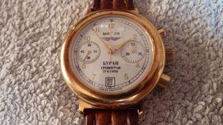 Poljot Chronograph - Mig 29 - Limitiert 287/980 - Aus Sammlung Bild