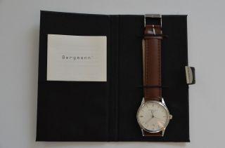 Armbanduhr Bergmann Modell